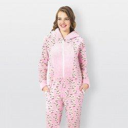 Pijama de mujer una pieza, Mew