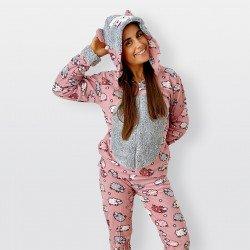 Pijama de mujer una pieza,...