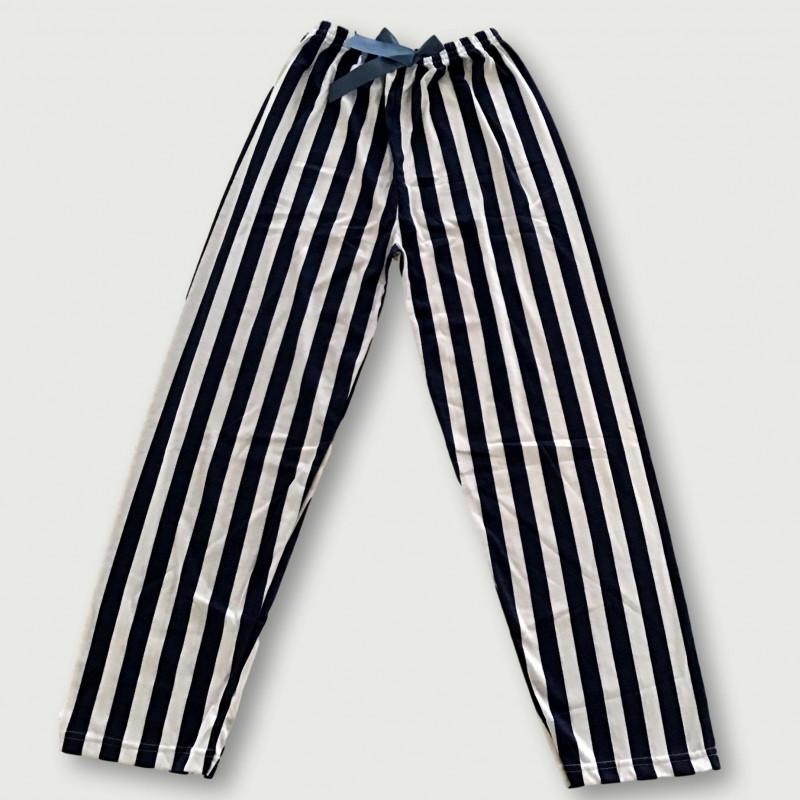 Pantalón pijama estampado algodón 100%, stripe circus
