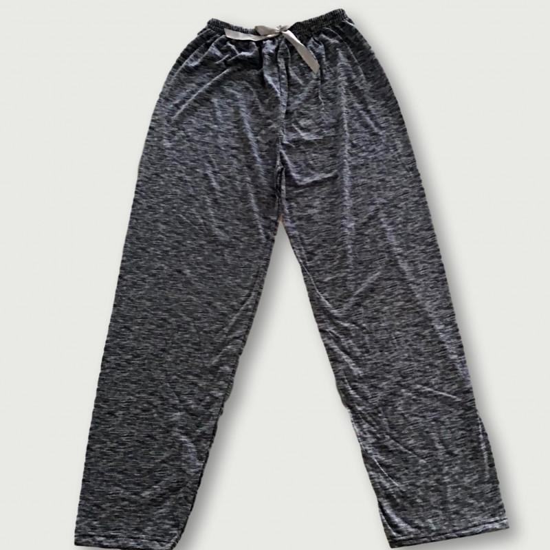 Pantalón pijama estampado algodón 100%, green ground