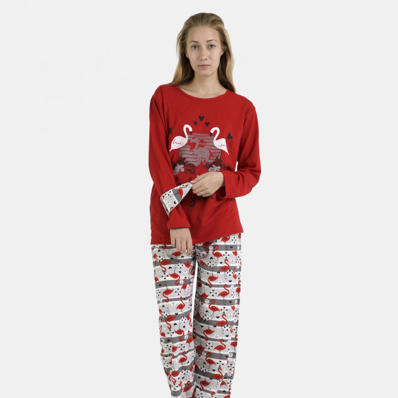 Pijama de algodón peinado 100% de la mejor calidad, believe in you