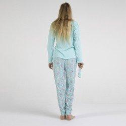 Pijama de algodón peinado 100% de la mejor calidad, so cute, parte posterior