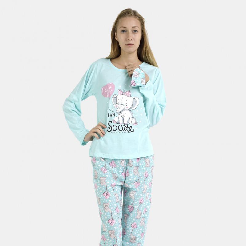 Pijama de algodón peinado 100% de la mejor calidad, so cute