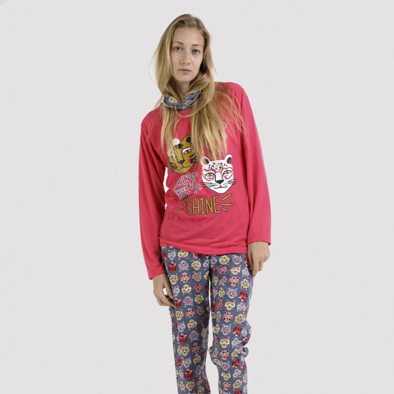 Pijama de algodón peinado 100% de la mejor calidad, thousand stars