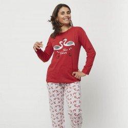 Pijama mujer estampado, NEW...