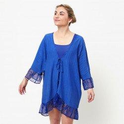 Pareo, tejido suave y agradable toques transpirables suaves y fantásticos, Modelo Zante.