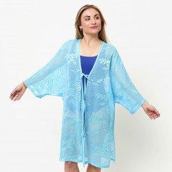 Pareo tejido suave y agradable toques transpirables suaves y fantásticos, Modelo Kaval.