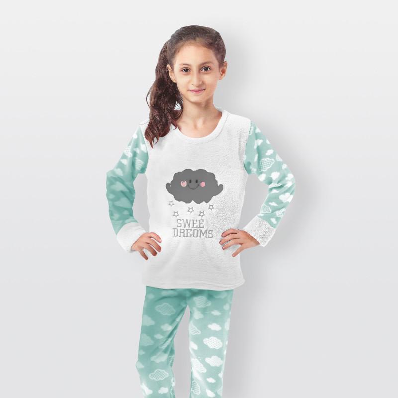 Pijama polar de la mejor calidad